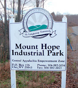 MOUNT HOPE INDUSTRIAL PARK