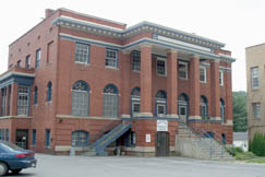 The Mount Hope Community Center Building was originally built as a YMCA. It has offices, an auditorium and a basketball gymnasium.