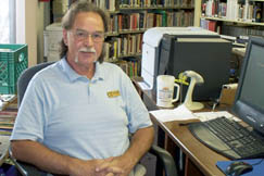 From 10 to 20 people a day use the computer center at Mount Hope Library according to Randall Ballard, Branch Manager. Part of the Fayette County Library system, Mount Hope has a large selection of books to borrow, summer reading programs and kinder classes. For more information about the library call 304-877-3260.