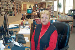 "Sutton's new Public Library opened in December 2008. ""After purchasing the land, it took six years to raise money for the building,"" explained Mary Jane Stewart, Library Director. Most of the money was raised through community fundraiser events and donations. ""Our book circulation has more than doubled since moving into this new building because we have more books and with our parking area it's much more convenient to visit,"" said Ms. Stewart.People use the computer center for email, research, games, resumes and job searches, banking and online shopping. Most of the area is served only by dial-up internet service so the library's high speed is attractive. Sutton Public Library serves 5,000 users each year. It is part of West Virginia's Northern Library Network. For more information call 304-765-7224 or visit http://sutton.lib.wv.us/"