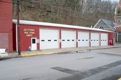 For information about Sutton Volunteer Fire Department call 304-765-7372.