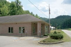 Valley Fork Post Office