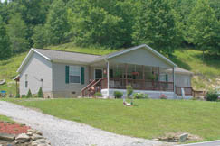 Homes in Big Otter, West Virginia