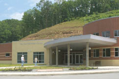 Opened in 2007, Big Otter Elementary School is a 35,500 sq. ft. facility with classrooms, recreational rooms, computer lab, library and playground.