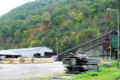 Clonch Industries is a lumber producer with three locations in Dixie.