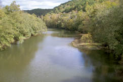 The Elk River is the third largest tributary of the Kanawha River, travelling 181 miles from Pocahontas County to Charleston.