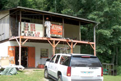 Country Short Stop is a Stihl dealership and provides service for chain saws and line trimmers.