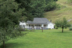 Homes in Ivydale, West Virginia