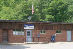 The Ivydale Post Office