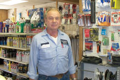 Roy Cunningham enjoys working with his brother Bruce Cunningham in Ivydale