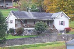 Homes in Kincaid, West Virginia
