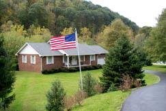 Homes in Little Birch, West Virginia