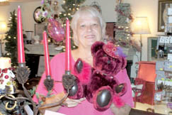 It always feels like Christmas when Barbara Smith gives you a tour of All Around the House Gifts.