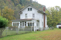Homes in Mahan, West Virginia