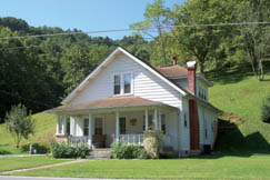 Homes in Nebo, West Virginia